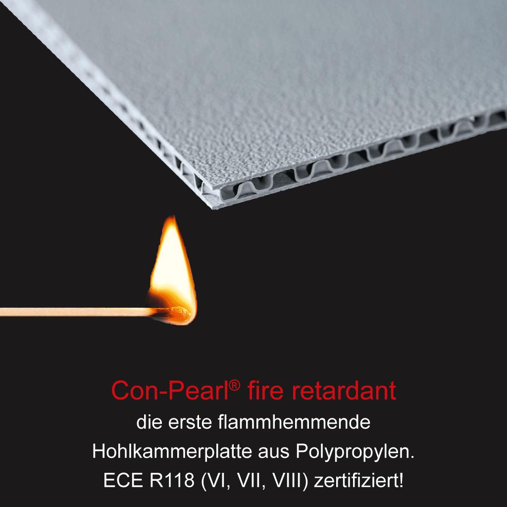Con-Pearl fire retardant Start Bild