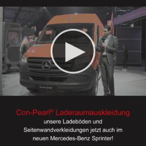 Con-Pearl Laderaumverkleidung neuer Sprinter