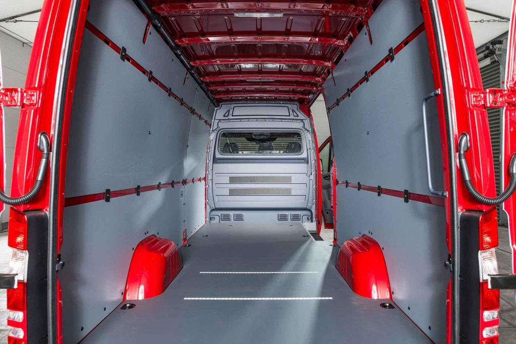 Transporter Ladeboden Van flooring Con-Pearl