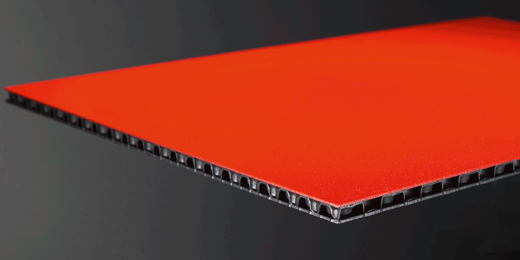 Hohlkammerplatte Kunststoff Con-Pearl