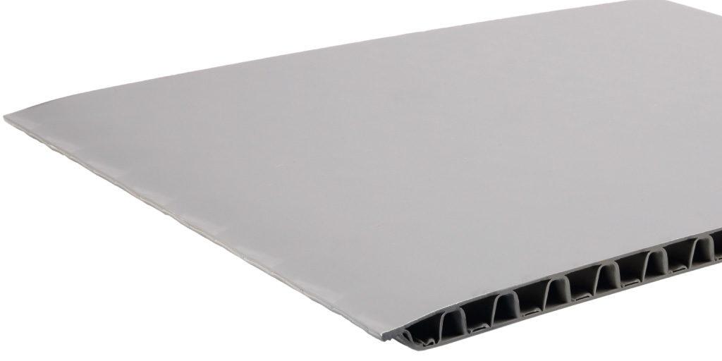 kantenverschlossene Hohlkammerplatte