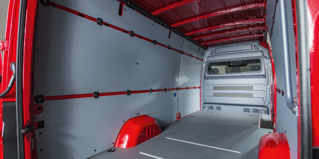 Side wall cover easy handling transporter lining