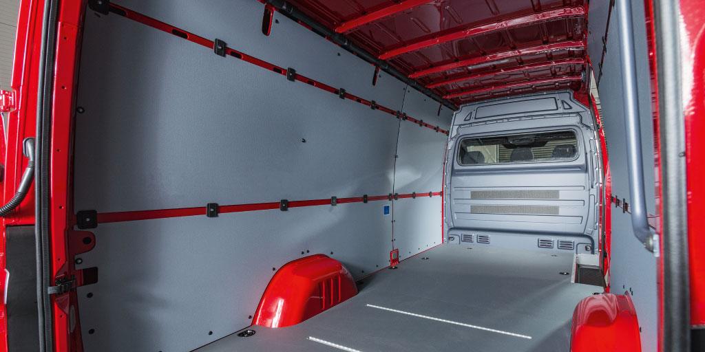 Side wall cover easy handling transporter lining