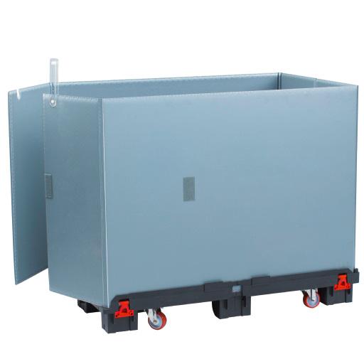 Großbehealter Palettenbox Con-Pearl Polypropylene