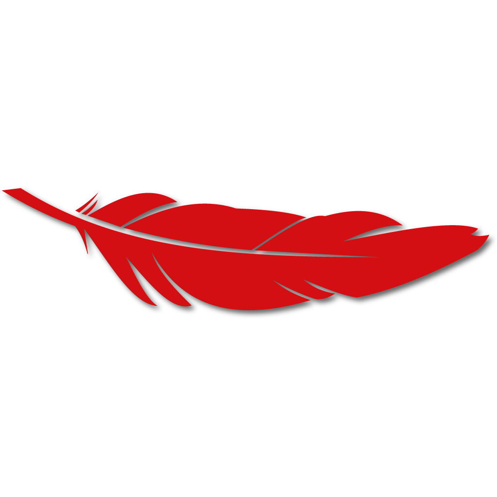 Feder rot