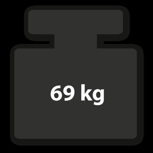 Gewicht Holzseitenwände