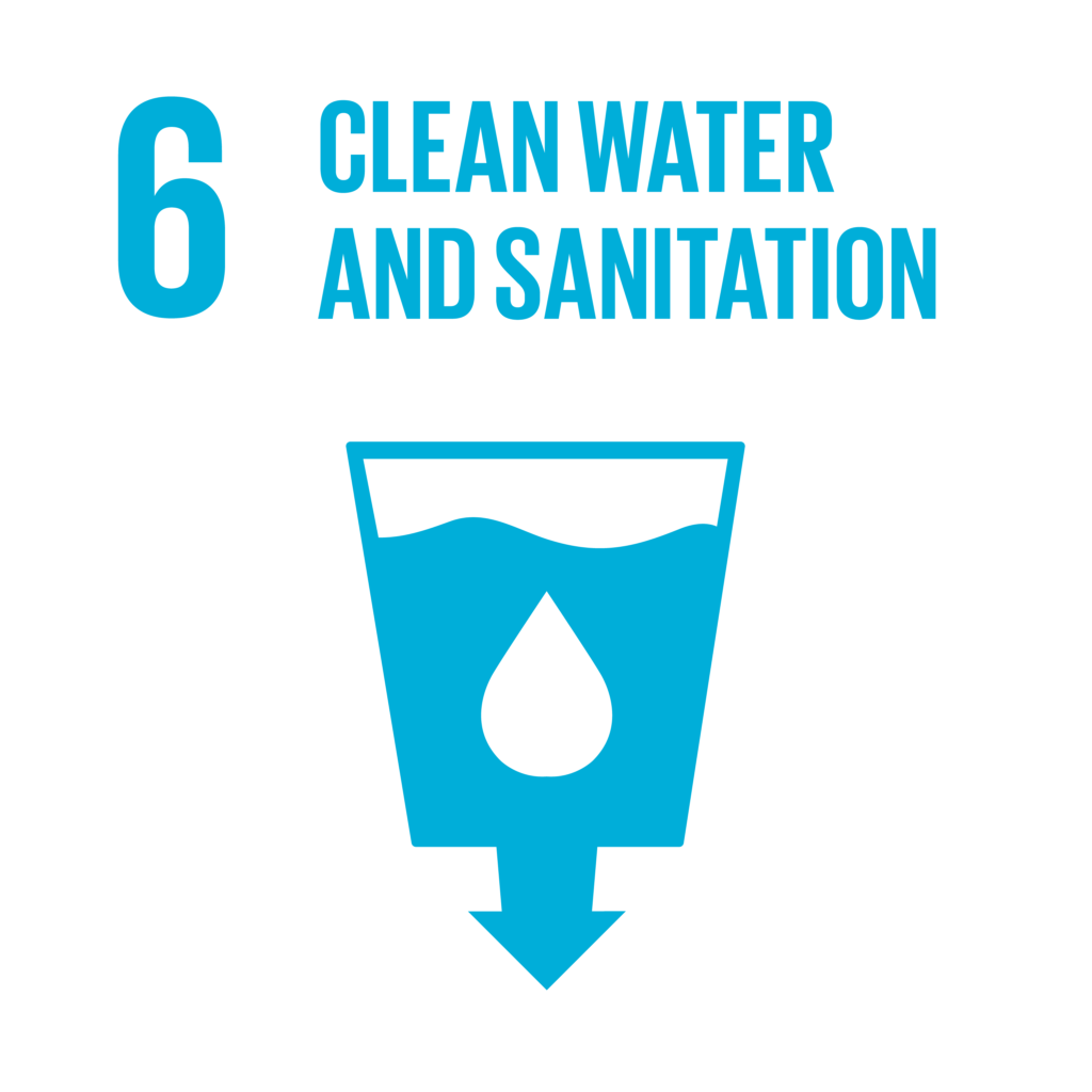 agenda 2030 clean water and sanitation