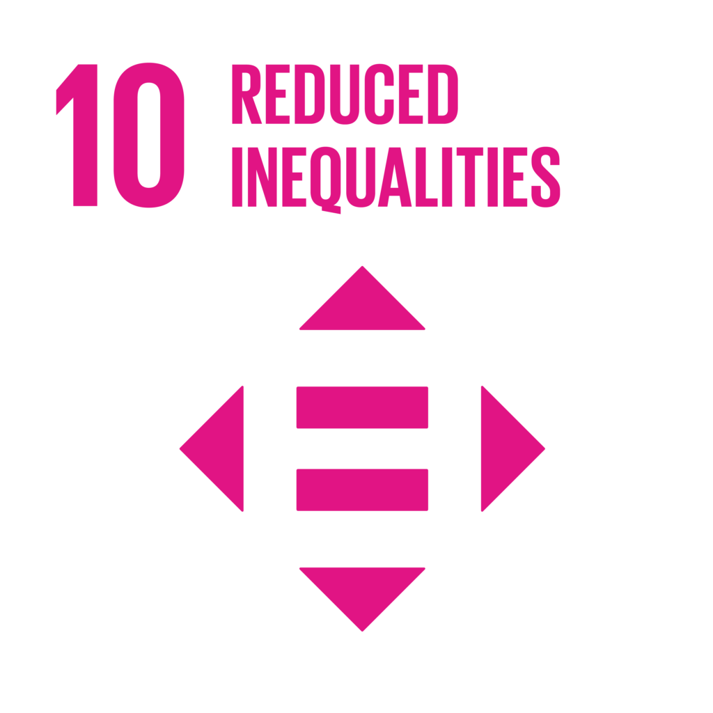 agenda 2030 reduced inequalities