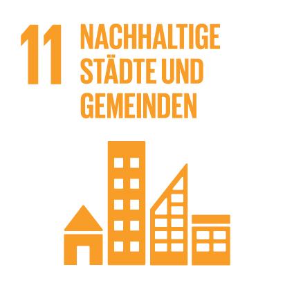 Agenda 2030 nachhaltige Städte und Gemeinden