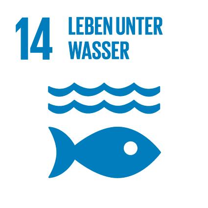 Agenda 2030 Leben unter Wasser