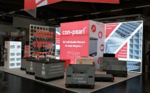 con-pearl GmbH auf der Fachpack 2019
