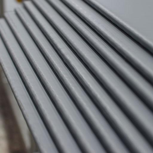 runder Kantenverschluss Hohlkammerplatte